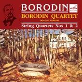 Borodin Quartet Performs String Quartets Nos. 1 & 2 by Borodin Quartet