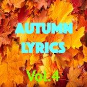 Autumn Lyrics, Vol.4 von Various Artists