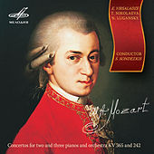 Mozart: Concertos for Pianos and Orchestra (Live) by Various Artists