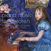 Piano Music for Children by Klára Würtz