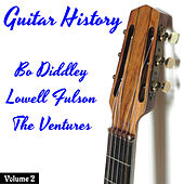 Guitar History Vol. 2 by Various Artists