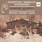Borodin Quartet Performs Russian Chamber Music by Borodin Quartet