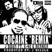 Cocaine (feat. E-40 & Berner) by J-Diggs
