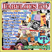 Fabulous 50' Vol. 2 - Sung Originals by Various Artists