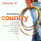 50 Years Of Country Vol. 6 von Various Artists