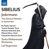 Sibelius: Jedermann, 2 Pieces & In memoriam by Various Artists