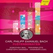 C.P.E. Bach: Flute Sonatas by Dorothea Seel
