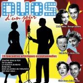 Duos d'un jour (24 rencontres artistiques exceptionnelles) by Various Artists
