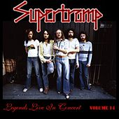 Legends Live in Concert Vol. 14 von Supertramp