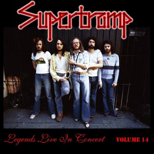 Legends Live in Concert Vol. 14 by Supertramp