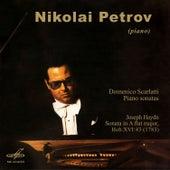 Scarlatti &  Haydn: Piano Sonatas by Nikolai Petrov (piano)