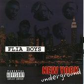 NY Underground by Flia Boys