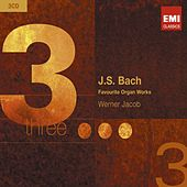 Bach: Favourite Organ Works by Werner Jacob