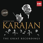Hebert von Karajan: The Great Recordings by Various Artists