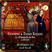 Estampies & Danses Royales by Hespèrion XXI