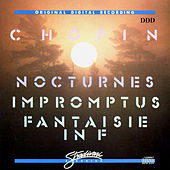 Nocturnes, Impromptus, Fantasie In F by Dubravka Tomsic