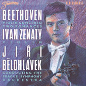 Beethoven: Violin Concertos: Two Romances by Ivan Zenaty