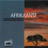 Afrikaanse Volksliedjies, Deel 1 by Various Artists