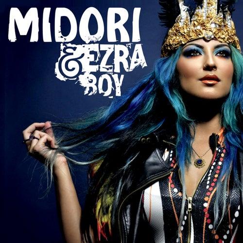 Midori and Ezra Boy by Midori