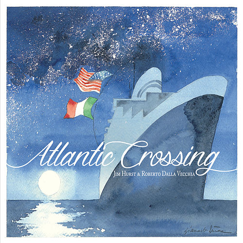 Atlantic Crossing by Jim Hurst