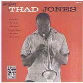 The Fabulous Thad Jones by Thad Jones