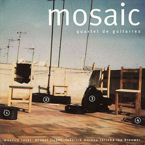 Mosaic by Quartet de Guitarres