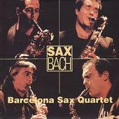 Sax Bach by Barcelona Sax Quartet