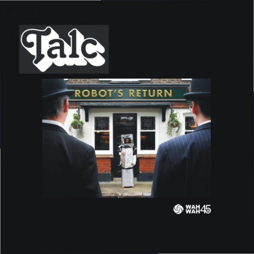 Robot's Return by Talc