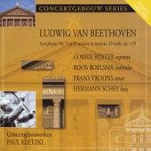 Beethoven: Symphony No. 9 in D Minor