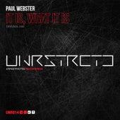 It Is What It Is by Paul Webster