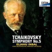 Tchaikovsky: Symphony No. 5 by Tokyo Metropolitan Symphony Orchestra