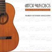 Etudes et Préludes pour la Guitare by Marco Antonio Anguiano