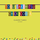 Toru Takemitsu - Chick Corea by Claudio Tumeo