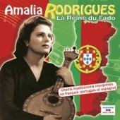 La reine du fado by Amalia Rodrigues