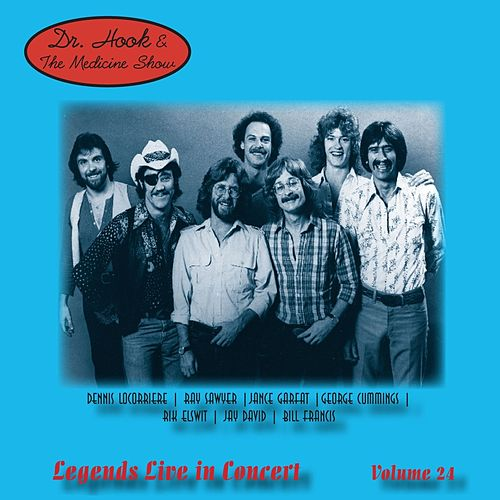 Legends Live In Concert Vol. 24 by Dr. Hook