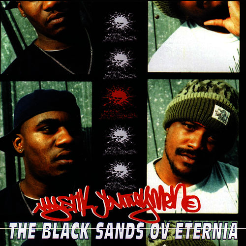 The Black Sands Ov Eternia by Mystik Journeymen