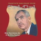 Mas Canciones Del Grillito Cantor by Cri-Cri