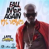 Fall In Love Again - Single by Mr. Vegas