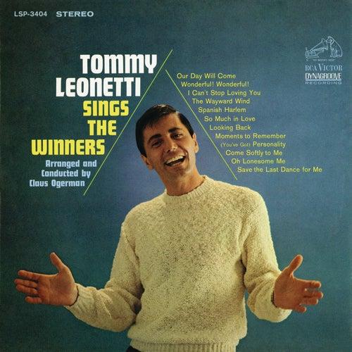 Sings the Winners by Tommy Leonetti