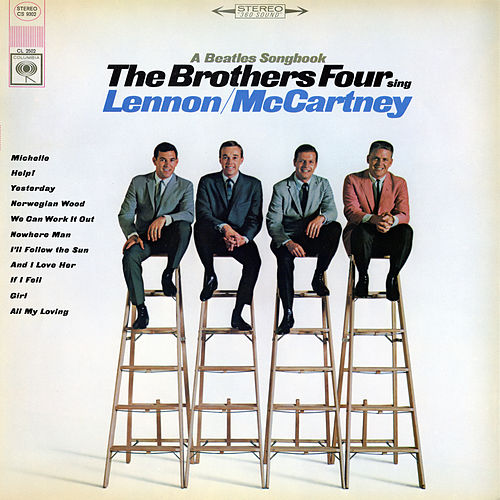 Beatles Songbook: The Brothers Four Sing Lennon-McCartney by The Brothers Four