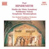 Mathis der Maler / Symphonic Metamorphosis by Paul Hindemith