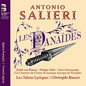 Salieri: Les Danaïdes by Various Artists