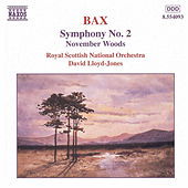 Symphony No. 2 / November Woods by Sir Arnold Bax