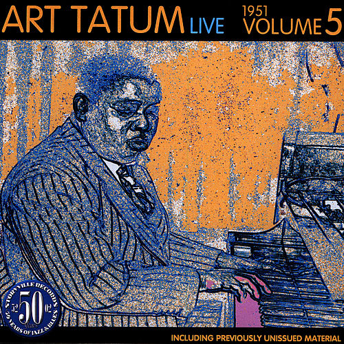 Art Tatum Live 1951 Vol. 5 by Art Tatum