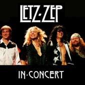 In Concert by Letz Zep