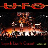 Legends Live In Concert Vol. 28 by UFO