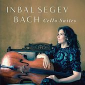 J.S. Bach: Six Cello Suites by Inbal Segev