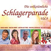 Die volkstümliche Schlagerparade, Vol. 9 by Various Artists