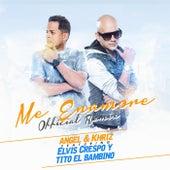Me Enamore (Remix) [feat. Elvis Crespo & Tito el Bambino] by Angel y Khriz