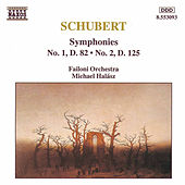 Symphonies Nos. 1 and 2 by Franz Schubert